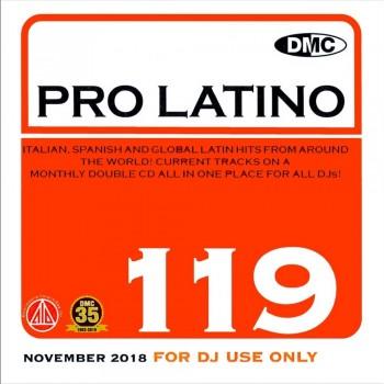 DMC Pro Latino Vol. 119 (2019) Full Albüm İndir
