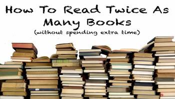 Как читать 300 книг в год? (Видеокурс)