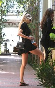 Charlotte McKinney - Shopping in West Hollywood 4/27/18