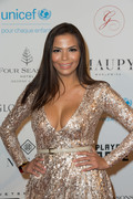 Rebeca Liscano - See-through At The Global Gift Gala Paris (4/25/18)