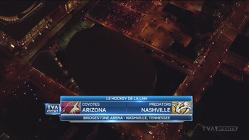 NHL 2018 - RS - Arizona Coyotes @ Nashville Predators - 2018 11 29 - 720p 60fps - French - TVA Sports 6225951048694984