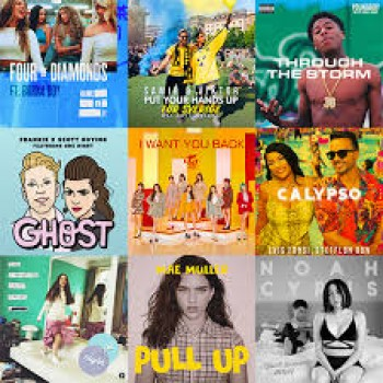 New Releases Of The 24th Week Of (2018) Full Albüm İndir