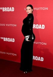 "Miranda Kerr - The Broad And Louis Vuitton Celebrate Jasper Johns: ""Something Resembling Truth"" in LA 2/8/18"