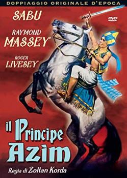 Il principe Azim (1938) DVD5 Copia 1:1 ITA-ENG
