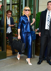 Cate Blanchett - Out in NYC 5/24/18