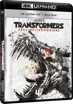 Transformers 4 - L'era dell'estinzione (2014) Full Blu-Ray 4K 2160p UHD HDR 10Bits HEVC ITA DD 5.1 ENG TrueHD 7.1 MULTI