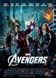 复仇者联盟 The Avengers_海报