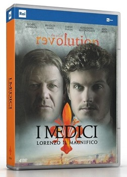 I Medici - Stagione 2 (2018) 8XDVD5 Copia 1:1 ITA/ENG