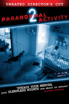 Paranormal Activity 2 - Extended Cut (2010) DVD9 Copia 1:1 ITA/ENG
