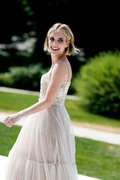 Emma Roberts - Christian Dior Couture Fashion Show in Paris 7/2/18