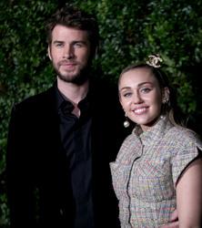 Miley Cyrus - Charles Finch & CHANEL Pre-Oscar Awards Dinner in LA 2/23/19