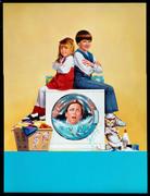 Трудный ребенок 2 / Problem Child 2 (Джон Риттер, Джек Уорден, Майкл Оливер, 1991) 89fad71011500094