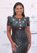Vanessa Williams - The Global Gift Nelson Mandela Centenary Dinner In London (4/24/18)
