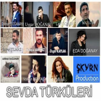 Çeşitli Sanatçılar - Sevda Türküleri (2019) Full Albüm İndir