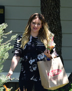 Hilary Duff - Out in Studio City 6/10/18