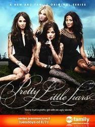 美少女的谎言 第一季 Pretty Little Liars Season 1