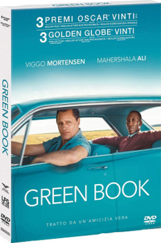 Green Book (2018) DVD9 Copia 1:1 ITA ENG