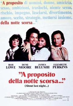 A proposito della notte scorsa... (1986) DVD5 COPIA 1:1 ITA ENG SPA
