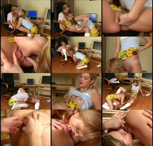 Anna and April - Sisters Get Incesty