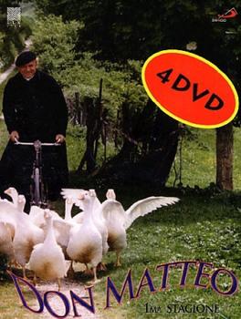 Don Matteo - Stagione 01 (2000) 4xDVD9 Copia 1:1 ITA