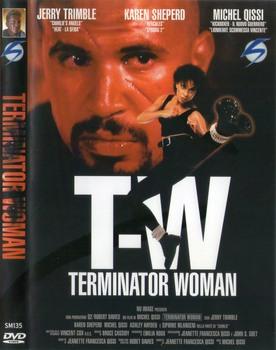 Terminator Woman (1993) DVD5 COPIA 1:1 ITA ENG