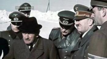 Самые шокирующие гипотезы. Куда уехал Гитлер? (2018) SATRip