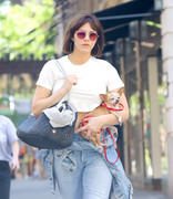Katharine McPhee - Out in NYC 6/16/18