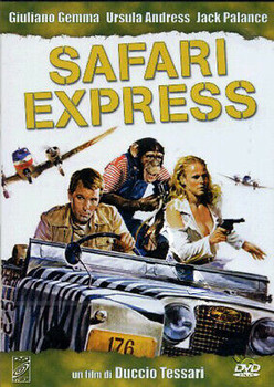 Safari Express (1976) DVD9 Copia 1:1 ITA-ENG