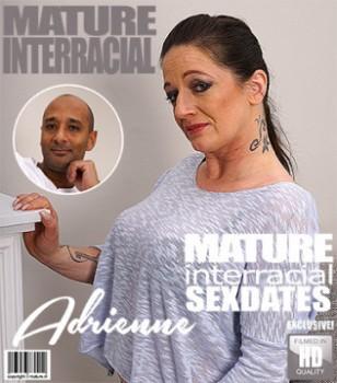 Adrienne Kiss (EU) (42) (horny housewife Adrienne goes interracial / 2018-01-03) 1080p