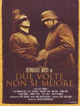 Due Volte Non Si Muore (1958) DVD5 Copia 1:1 Ita Ger