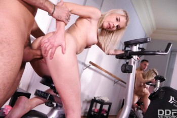 Olivia Sin - Fucking Her Trainer 720p