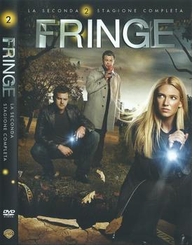 Fringe - Stagione 2 (2008-2009) 6xDVD9 Copia 1:1 ITA-ENG