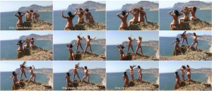 c50e3c968085514 - Nature Girls - Koktebel - Fox Bay - Nudist Art 06