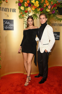 Barbara Palvin - Vanity Fair And Saks Fifth Avenue Celebrate Vanity Fair's Best-Dressed 2018 in NYC 9/12/18
