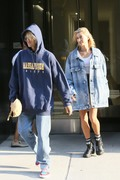 Hailey Baldwin - Shopping at Whole Foods in NYC 7/28/18