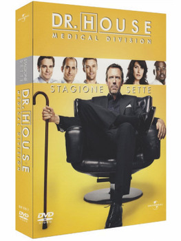 Dr. House - Medical Division - Stagione 7 (2010-2011) 6xDVD9 Copia 1:1 ITA-ENG