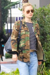 Bella Heathcote - Out in LA 1/9/18