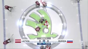 IIHF World Championship 2019-05-18 Group B Latvia vs. Russia 720p - German 56403b1226106334
