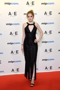 Ellie Bamber - MIPCOM Gala at Hotel Carlton in Cannes 10/15/18