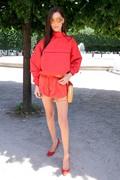 Bella Hadid - Louis Vuitton SS19 Men's Wear Fashion Show in Paris 6/21/18