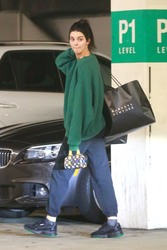 Kendall Jenner - Shopping in Beverly Hills 12/24/18