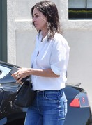 Courteney *** -                    Los Angeles June 27th 2018.