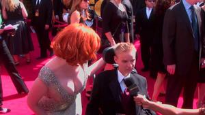 Christina Hendricks at the 63rd Annual Primetime Emmy Awards in LA - September 18, 2011 8d44bc902571304