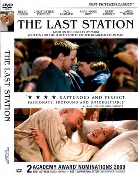 The Last Station (2009) DVD9 COPIA 1:1 ITA ENG