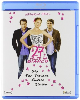 27 volte in bianco (2008) Full Blu-Ray 40Gb AVC ITA DTS 5.1 ENG DTS-HD High-Res 5.1 MULTI
