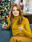 Karen Gillan -              ''This Morning'' London December 8th 2017.