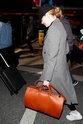 Emma Stone - At LAX Airport 3/5/18
