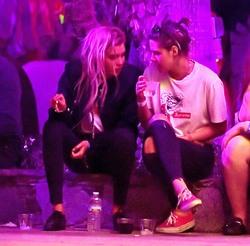 Kristen Stewart & Stella Maxwell - 2018 Coachella Festival 4/15/18