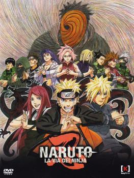 Naruto il film - La via dei ninja (2012) DVD9 Copia 1:1 ITA-JAP