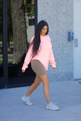 Kim Kardashian - Out in Calabasas 6/18/18